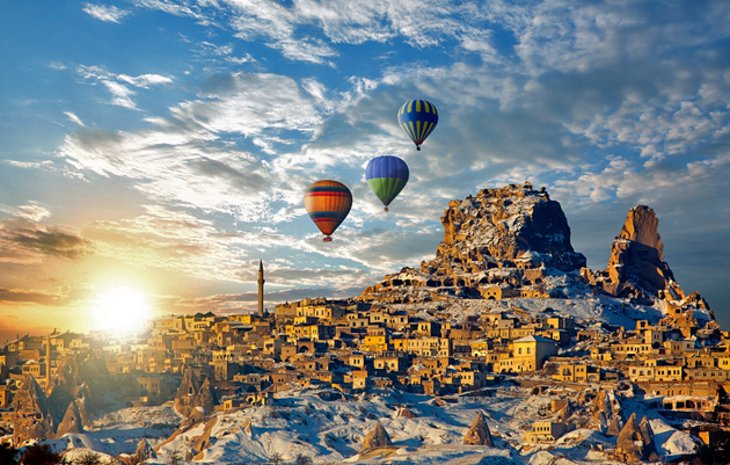 10 Top Tourist Attractions in Turkey